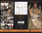 Deer Hunting Brochure