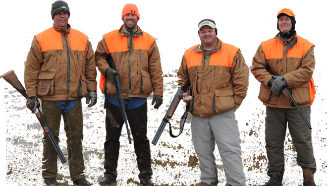 north dakota south dakota pheasant hunting